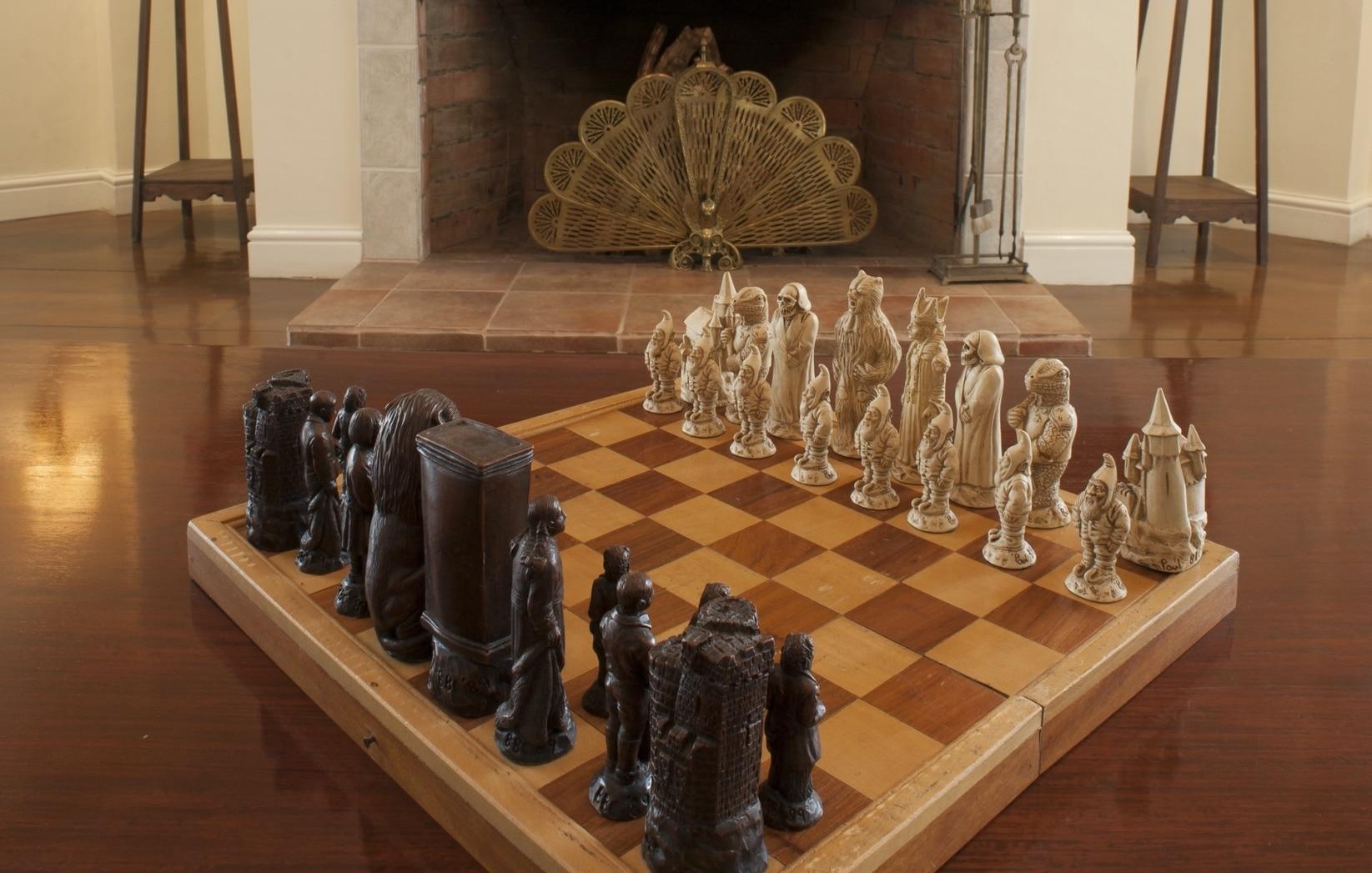 Frangeli House Baguio Chess