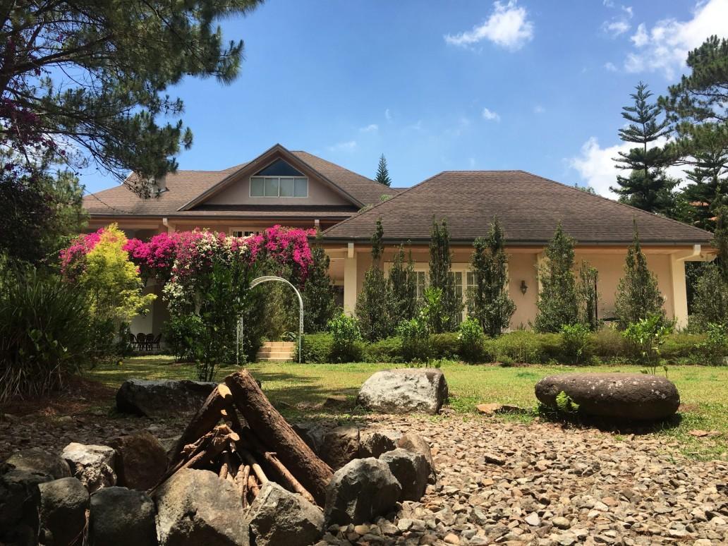 Frangeli House Baguio Bonfire